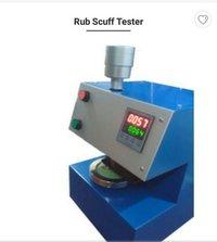 Rub Scuff Tester