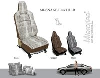 Mi Snake Leather Latest Car Seat Covers