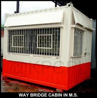 Galvanized Iron Toll Booth Cabins