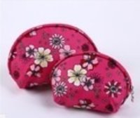 3pcs Set Women Makeup Cosmetic Handbag