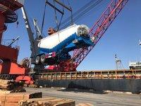 Sinotruk 2 axle 30 cbm 37tons Cement Bulker Semi Trailers