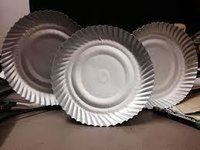 Disposable Round Paper Plates