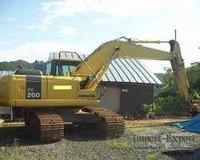 Excavators Rental Service