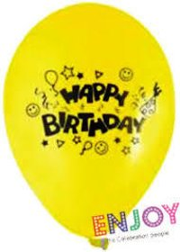 Big Birthday Balloon