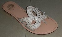 Fancy Ladies Leather Sandals
