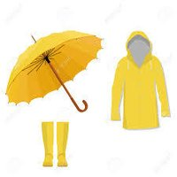 Umbrella And Rainwear