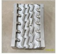 rubber track moulds