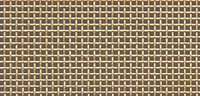 Brass Hexagonal Wire Mesh