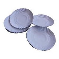 Disposable Paper Product Plates