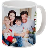Personalized Own Photo White Mug