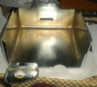Battery Box For Bullet Motorcycle