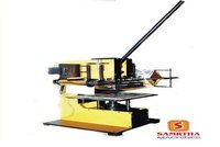 Leather Logo Embossing Manual Hot Foil Stamping Machine