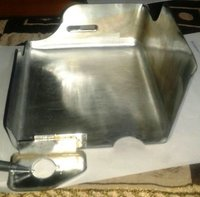 Royal Enfield Motorcycle Battery Box Cover