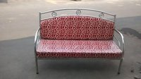 Stainless Steel Wedding Sofa