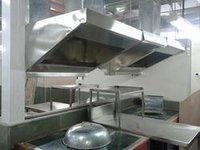 Kitchen Exhaust Tandoor Hood