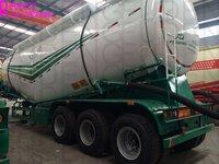 50CBM Dry Powder Bulk Cement Tanker Trailer