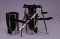 Biomass Stainless Steel Stove