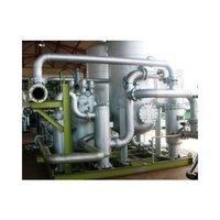 Externally Heated Air Dryer