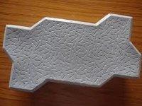 Gray Zigzag Paver
