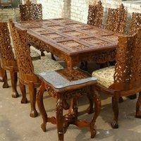 Teak Wood Dining Tables