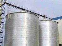 Corrugated Steel Corn Storage Silo