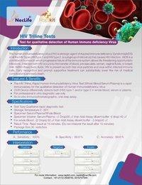 Hiv 1/2/0 Triline Rapid Card