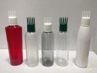 Pet Bottle Comb Cap