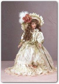Best Quality Ceramic Doll