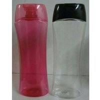 Oval Pet Bottle With Oval Flip Top