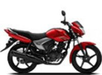 Motorbike (Yamaha Saluto)