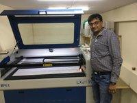 Acrylic Laser Cutting Machine in Surat