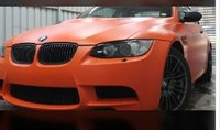 Matte Orange M3 Car Body Kit