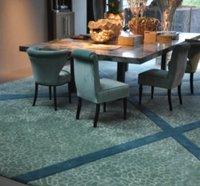 Designer Hand Tufted Viscose Carpet