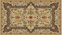 Oriental Design Woolen Floor Carpet