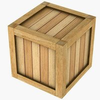 Wooden Boxes Pallets
