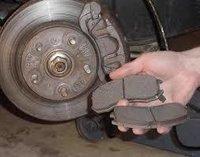 Cars Disc Brake Pads