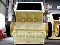 Single Stage Garbage Crusher