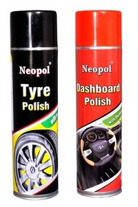 Tyre Polish Spray