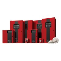 Long Range Radio Fire Alarm System