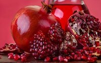 Red Dry Pomegranate