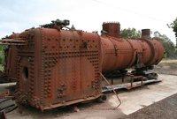 Stable Operation Locomotive Boiler