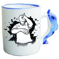 Animal Handle Promotional Mug