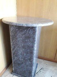 Coated Granite Table