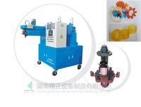 PU Elastomeric Injection Machine for CPU Products