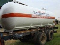 FRP Road Tanker
