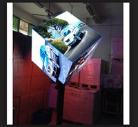 Led Video Cube