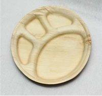 Areca Leaf Partition Plate