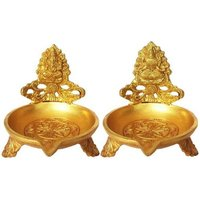 Pooja Brass Oil Lamp