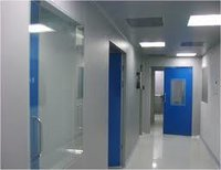 Commercial Modular Clean Rooms