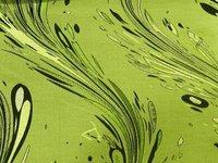 Vintage Printed Curtains Fabrics